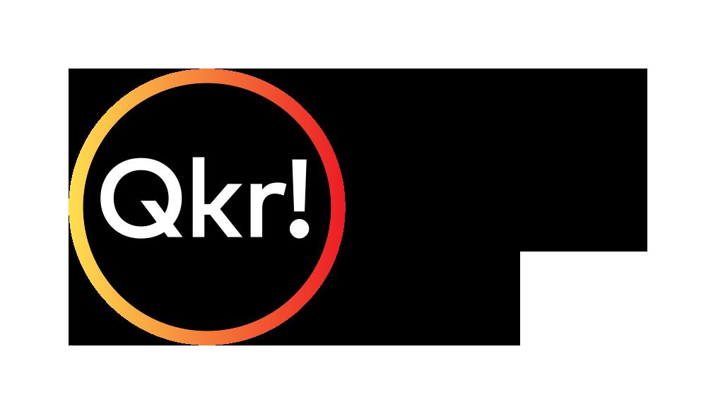 Qkr! payment logo